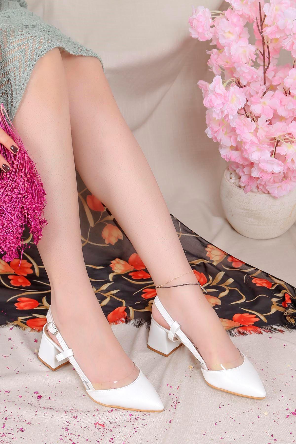 Ftr-101 Yazlık Ayakkabı Beyaz