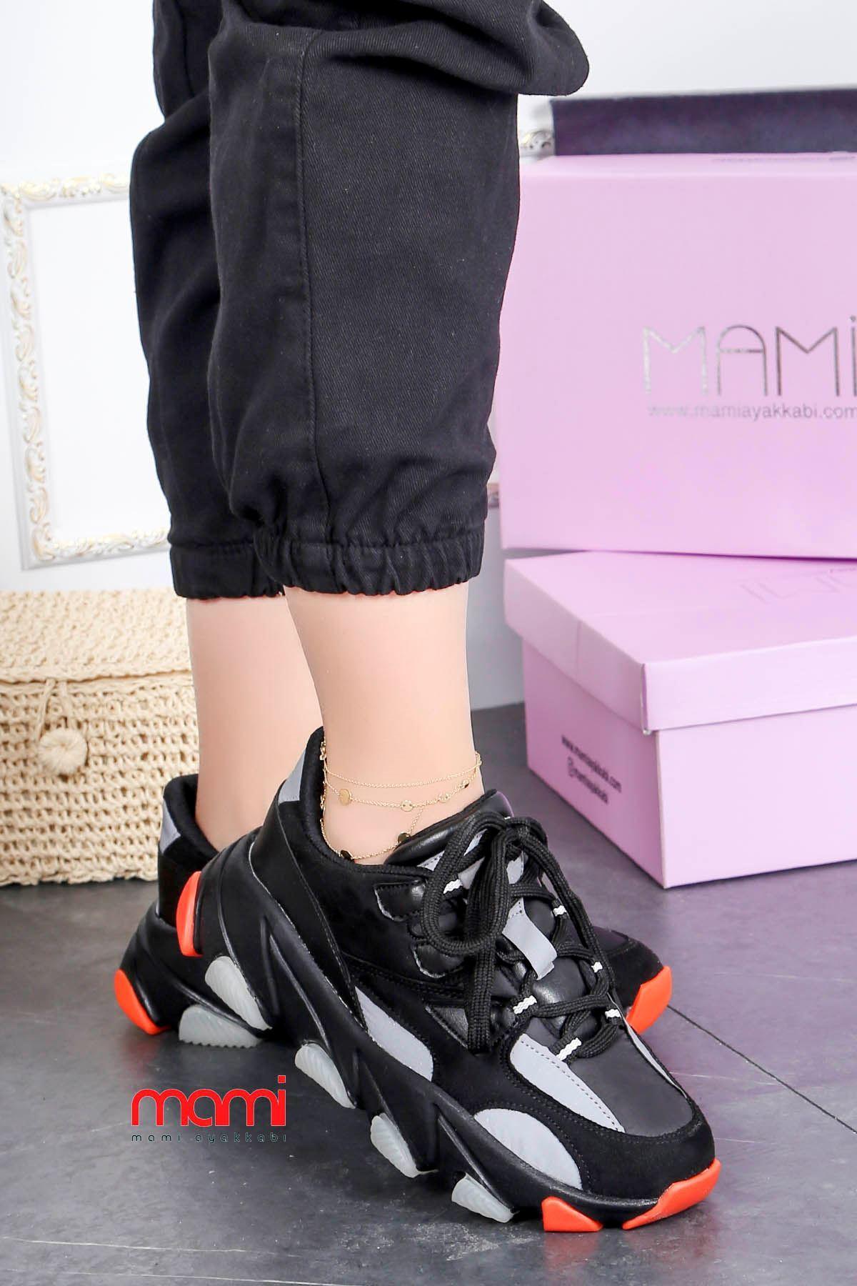 Mk-500 Spor Ayakkabı Siyah