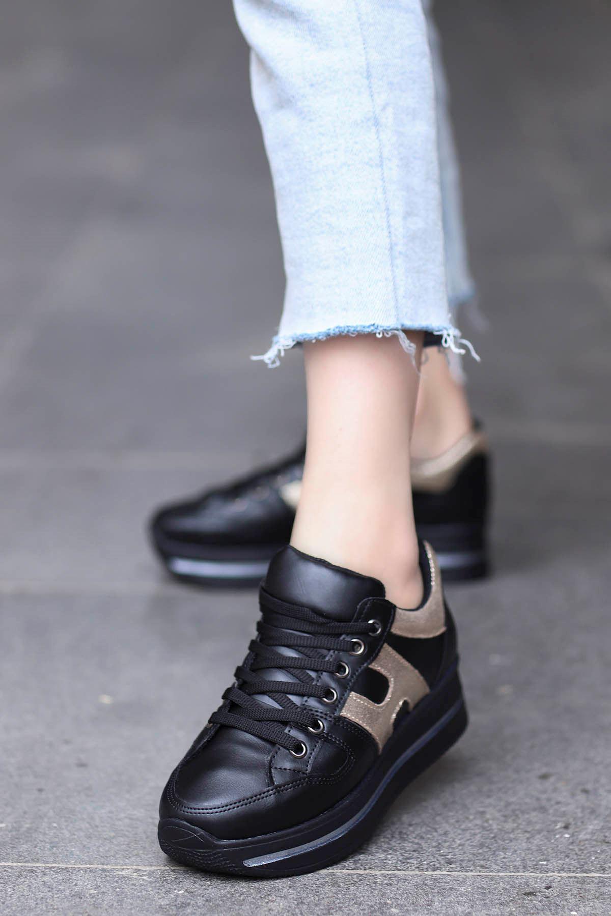 Sofia Spor Ayakkabı Siyah