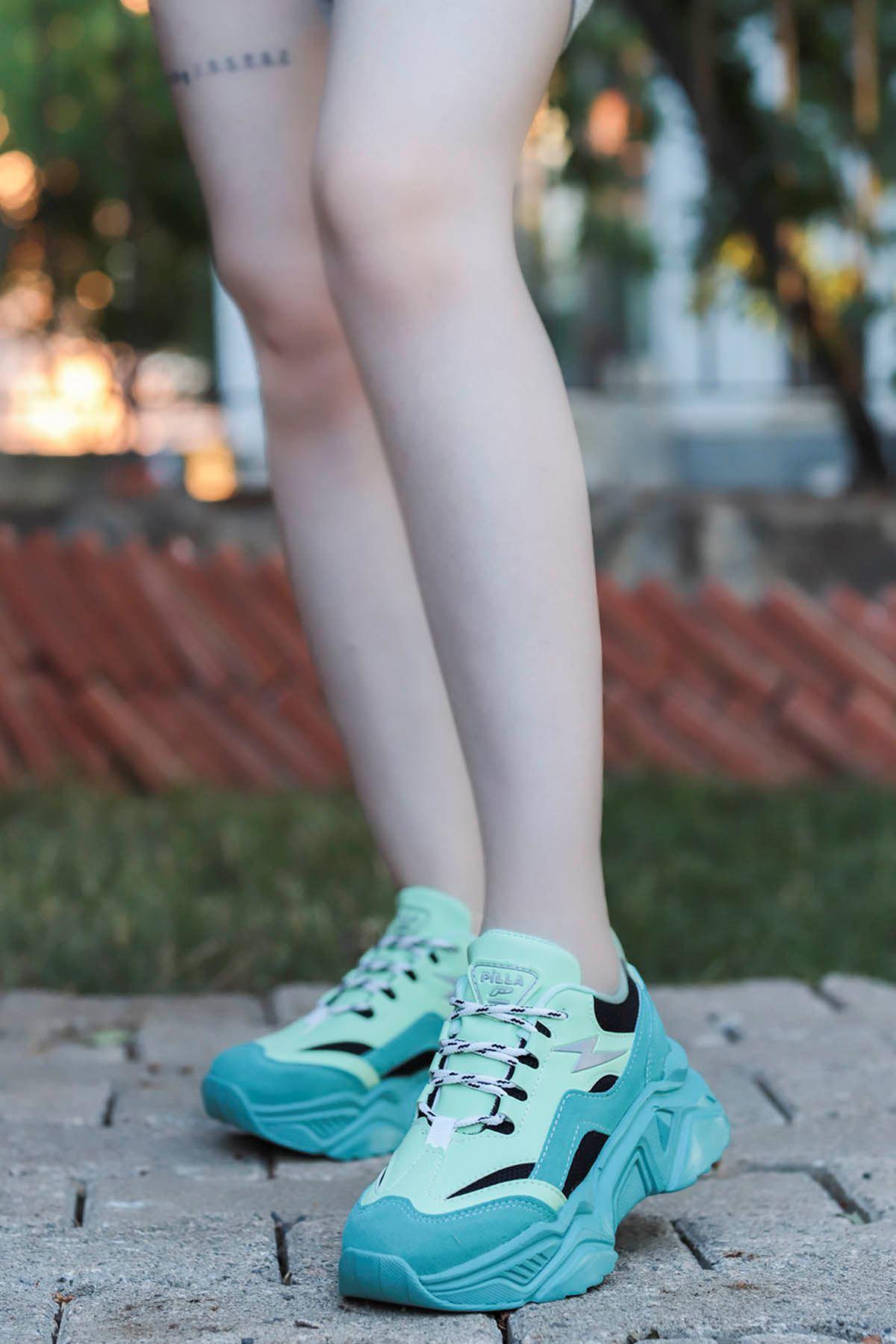 Rosse-Spor Ayakkabı Yeşil