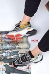Mrt-300 Spor Ayakkabı Resim Detay Siyah