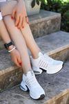 Twist Spor Ayakkabı Beyaz